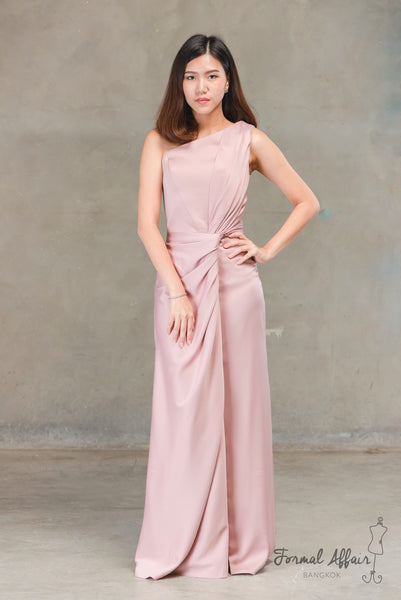Sophia Dress in Pink