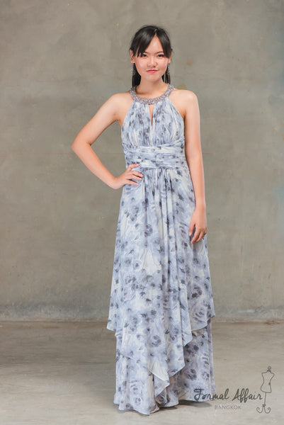 Floral Dress - The Formal Affair