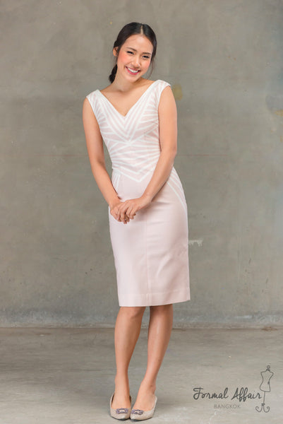 Poem Sheath Dress