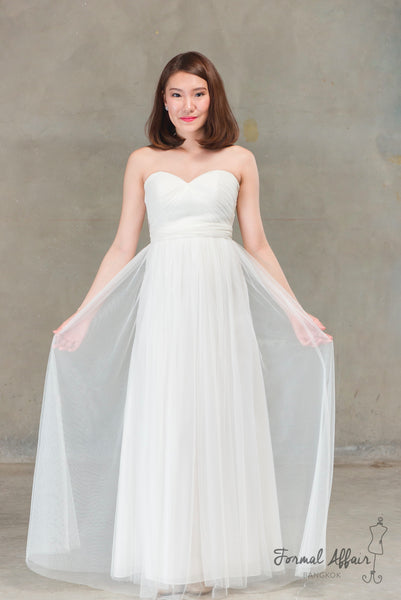 Bridal Annabelle Dress - The Formal Affair