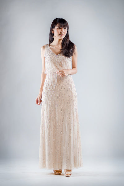 Bridal Bena Dress
