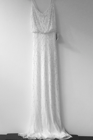 Bridal Gilly Dress - The Formal Affair