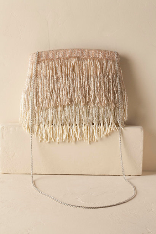 Fringe Gatsby Clutch - The Formal Affair