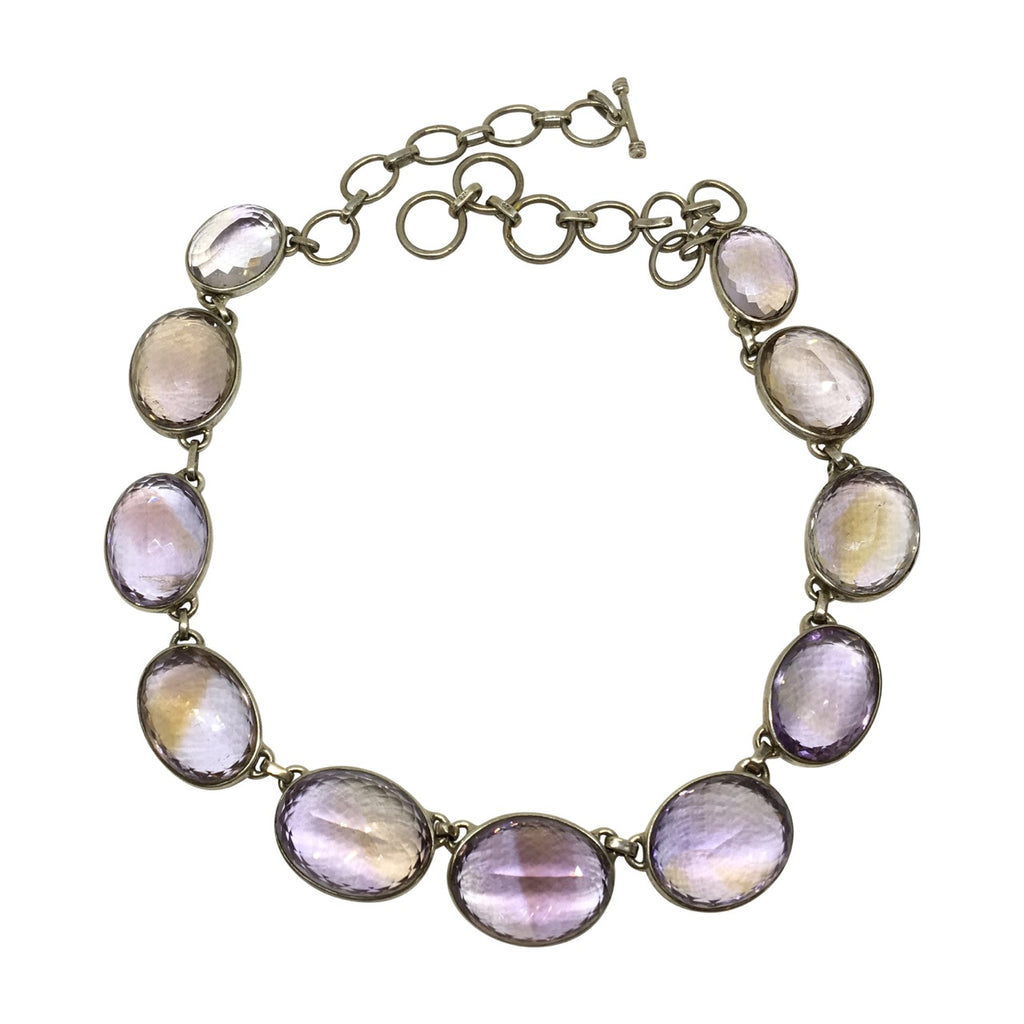 Ametrine Wintour necklace