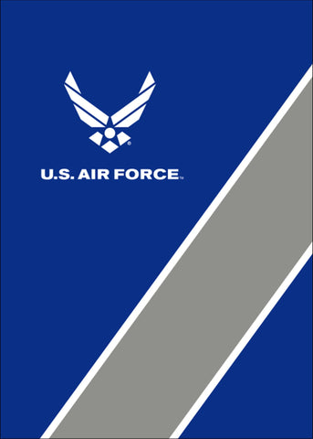 2MyHero USAF military encouragement greeting card - Look good - (front)