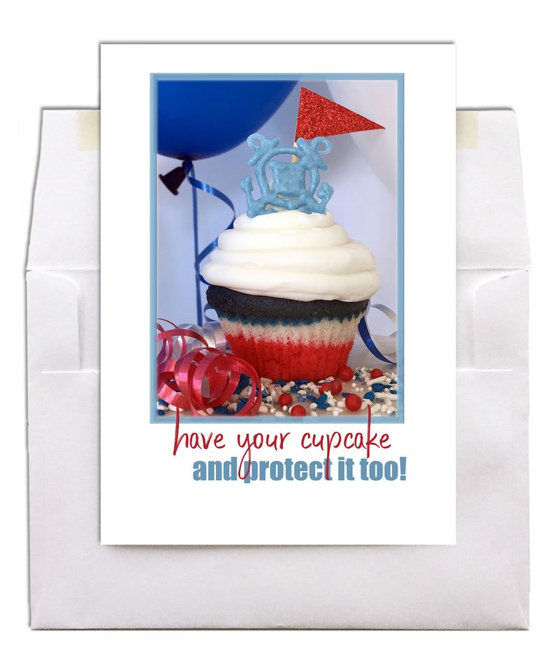 USCG Birthday - Protected military birthday greeting card - 2MyHero