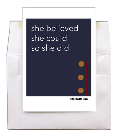 USMC - She believed - wholesale - 2MyHero