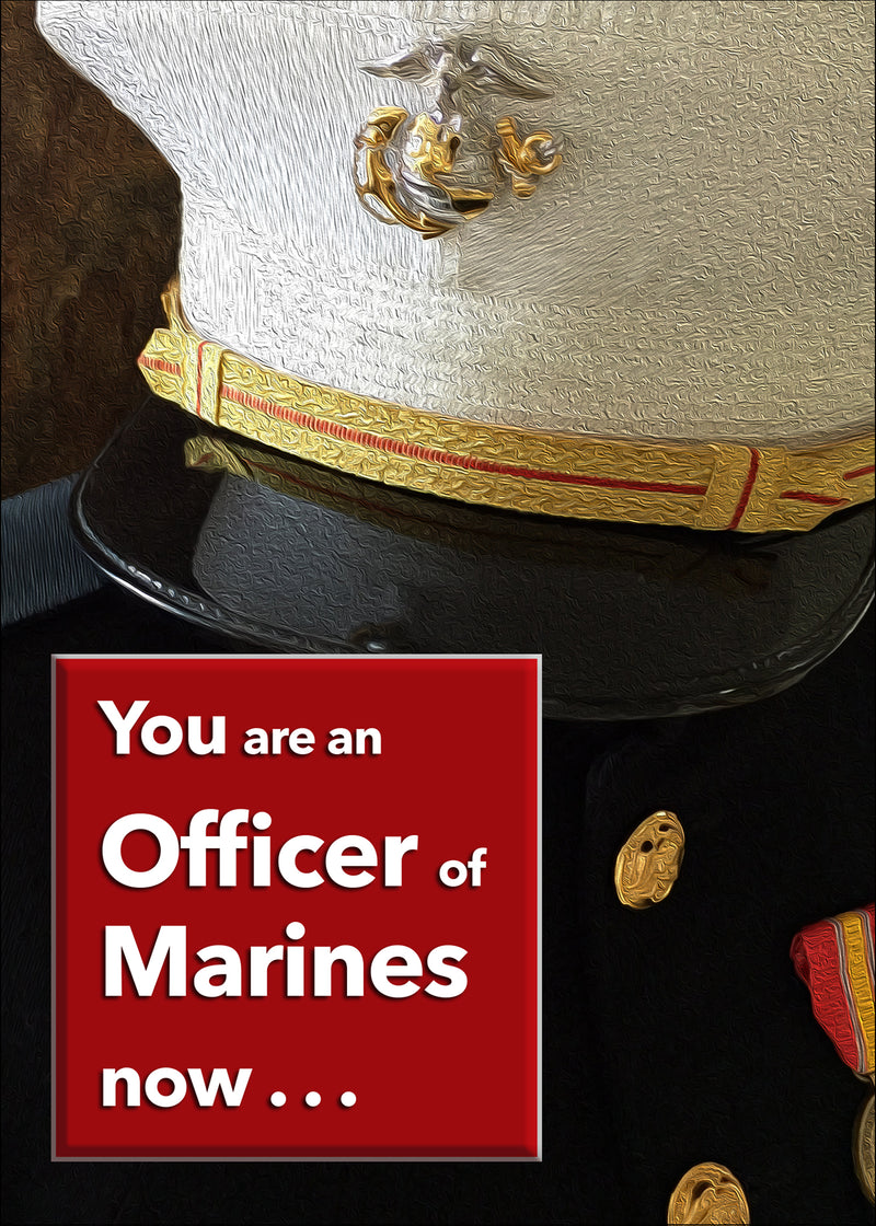 USMC - An Officer now - wholesale - 2MyHero