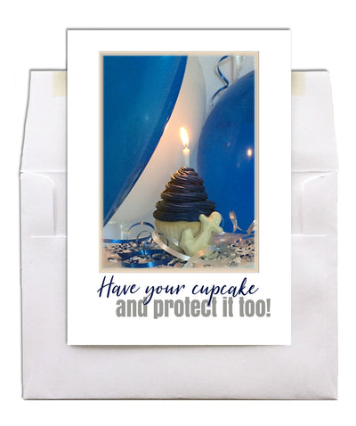 USN Birthday - Protected military birthday greeting card - wholesale - 2MyHero