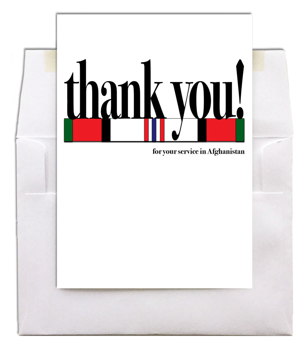Veteran's Day military greeting card - Say what you mean! - Afghanistan - 2MyHero