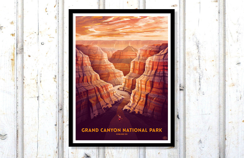 Special Timed Edition: DKNG's Grand Canyon National Park!