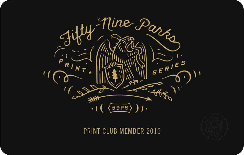 print club membership card