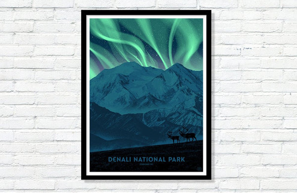 Denali National Park (Variant)