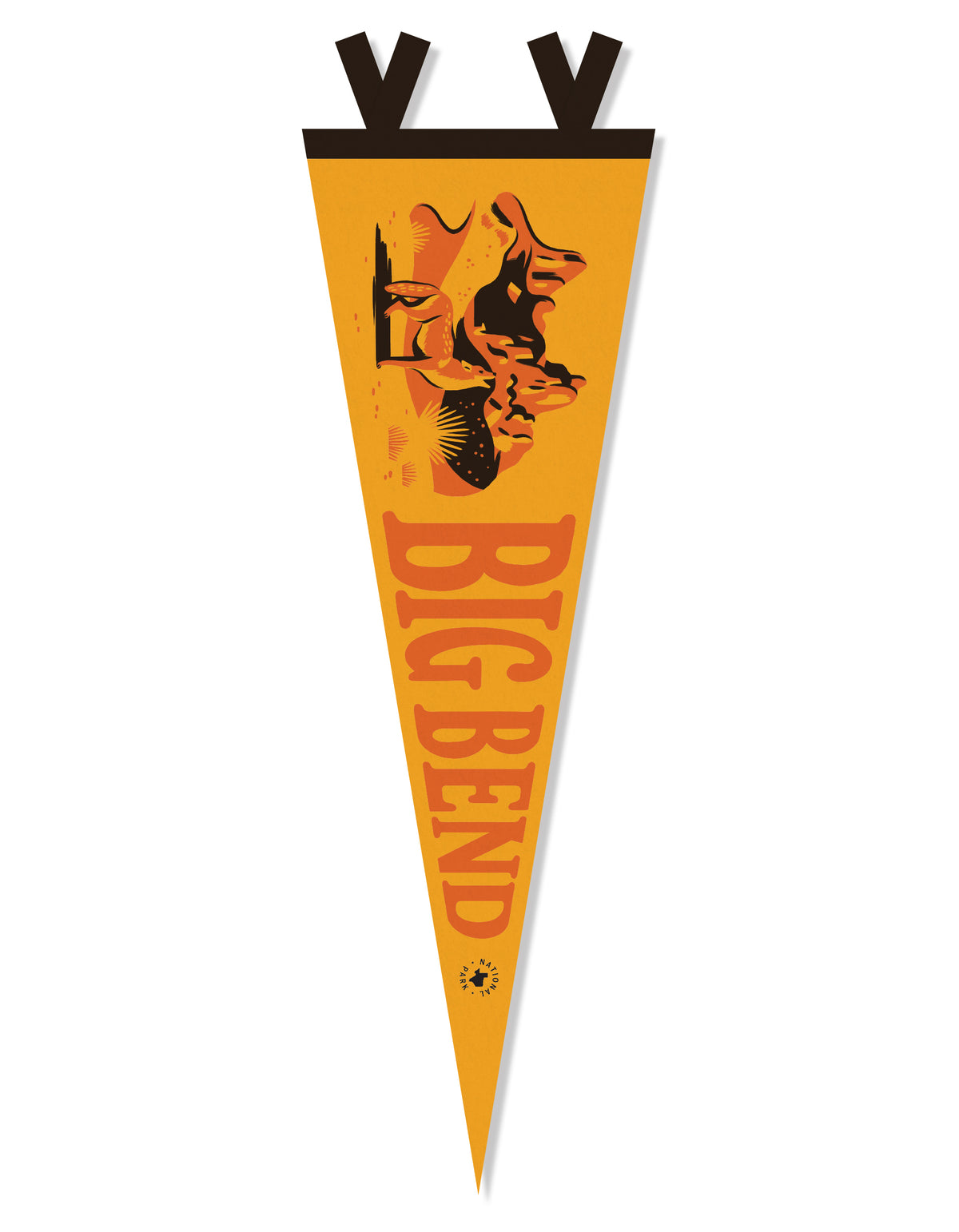 Big Bend National Park Pennant