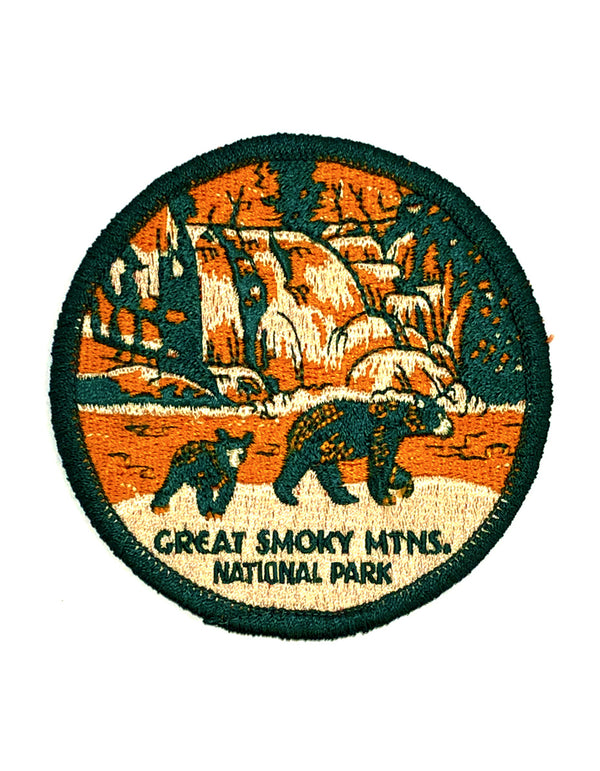 Great Smoky Mountains National Park Patch