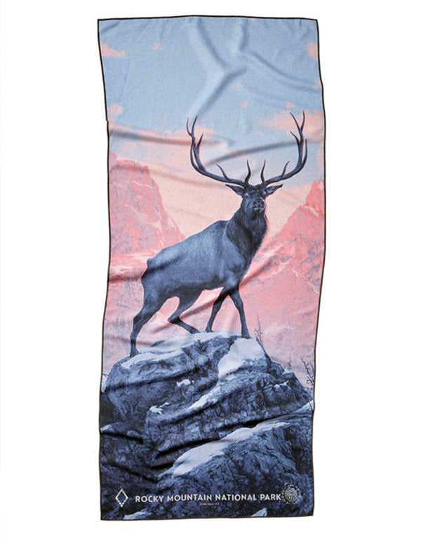 Rocky Mountain National Park Nomadix Towel