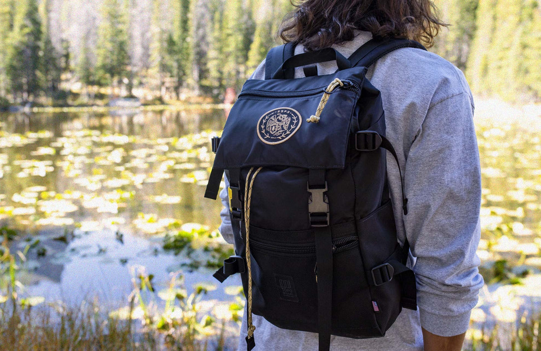 Topo Designs X Fifty-Nine Parks Rover Pack