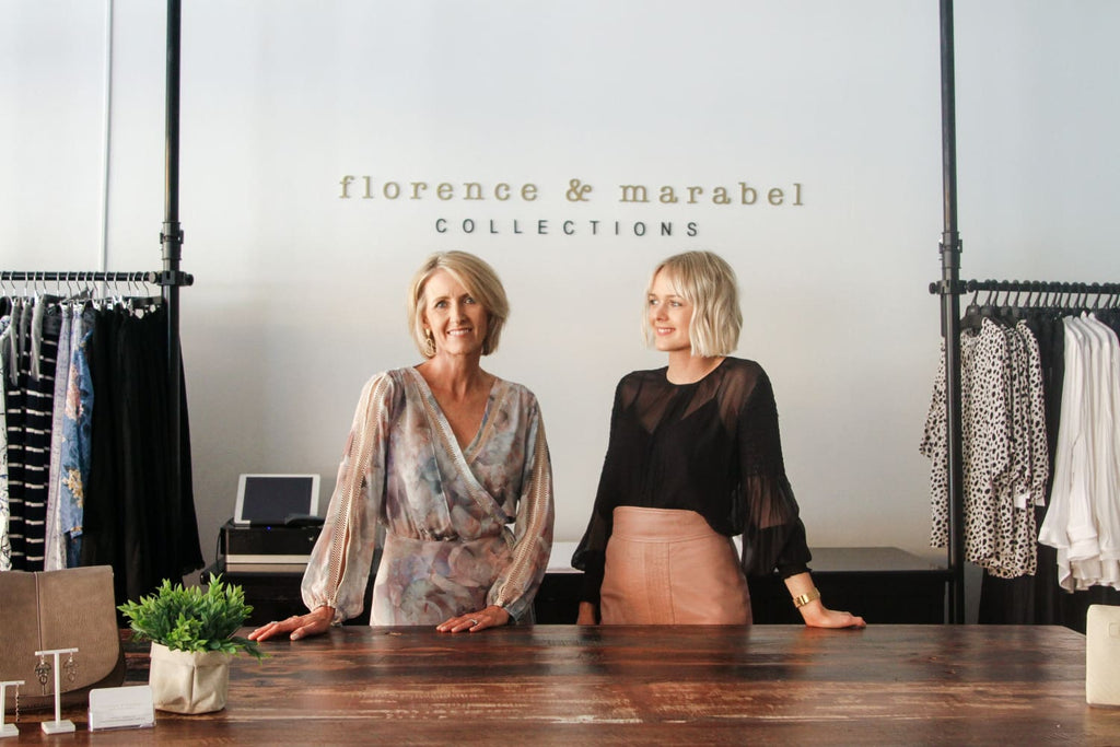 MEET THE FACES BEHIND FLORENCE & MARABEL