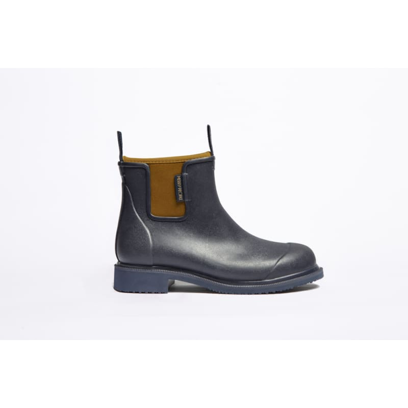 Bobbi Gumboot Oxford Blue & Tan - Accessories