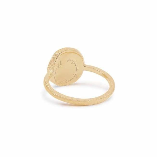 Heavenly Moonlight Ring Gold - General