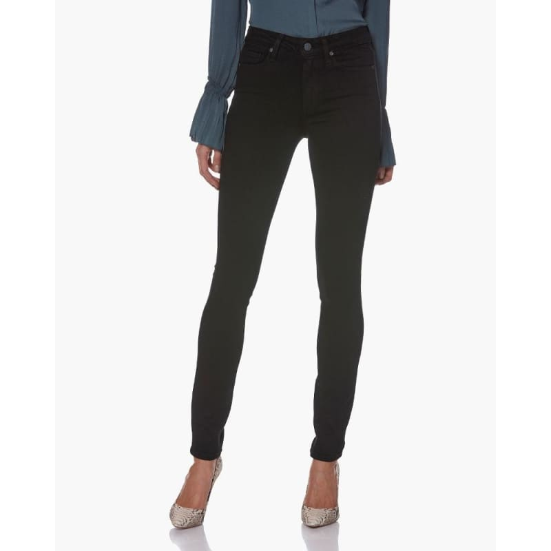 Hoxton Ultra Skinny Black Shadow - Jeans