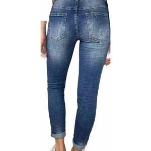 Palermo Button Zip Fly Jean - Bottoms
