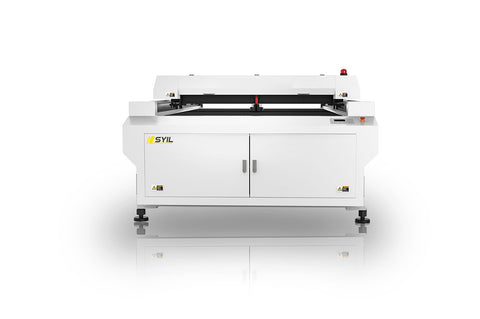 Matel and Nonmatel laser cutting machine SLHS-HS-B1325M