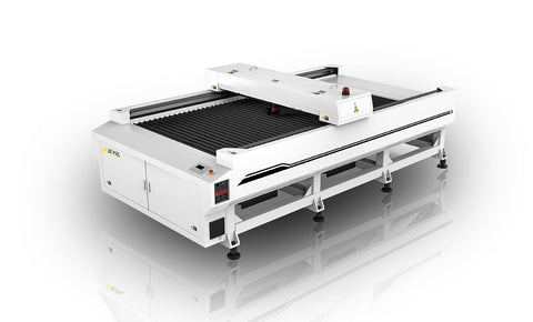 Matel and Nonmatel laser cutting machine SLHS-HS-B1325(Reci S6 135W)