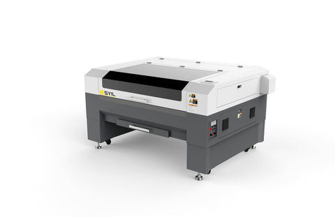 Matel and Non matel laser cutting machine SLHS-B1390M