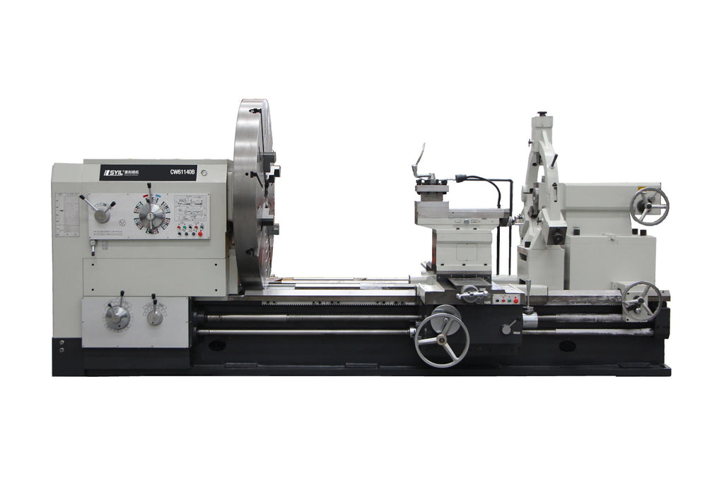 Engine Lathe series from syil lathe