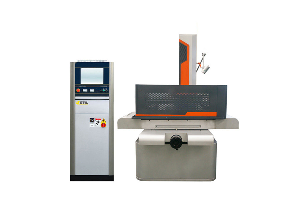 High Precision Medium Speed Wire Cut Edm Stepper Wire Cut EDM【SLBM-DK7740C-CH】