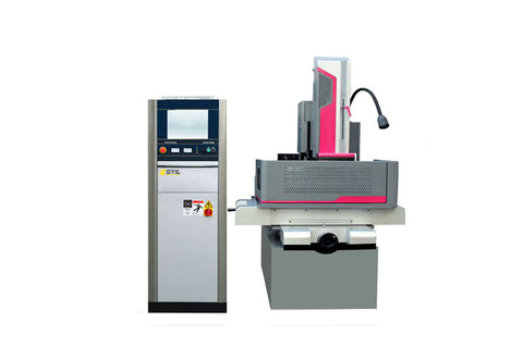 High Precision Medium Speed Wire Cut Edm Stepper Wire Cut EDM【SLBM-DK7740C-C】