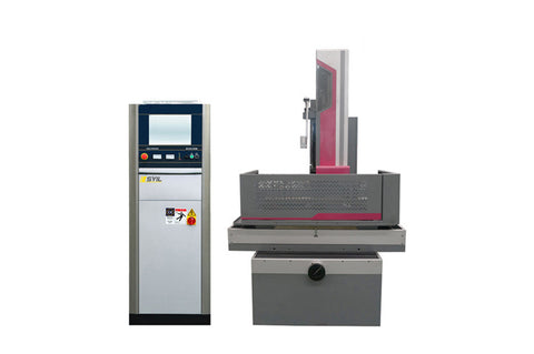 High Precision Medium Speed Wire Cut Edm Stepper Wire Cut EDM【SLBM-DK7750D-C】