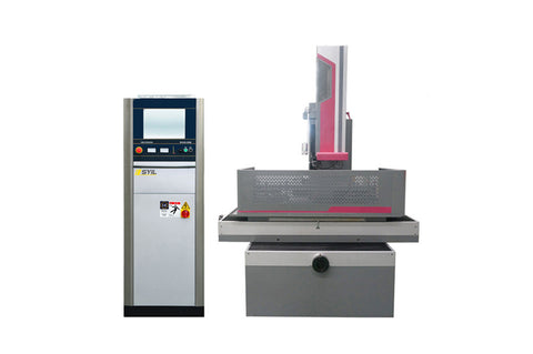 High Precision Medium Speed Wire Cut Edm Stepper Wire Cut EDM【SLBM-DK7763D-C】