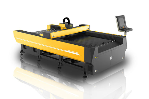 Fiber laser cutting machine SLHS-F2513C(300W)