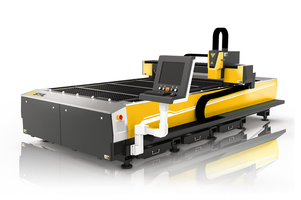 Fiber laser cutting machine SLHS-M3015C