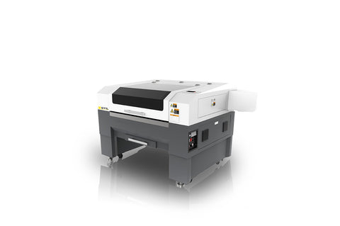 Fabric and leather laser engraving machine SLHS-T9060