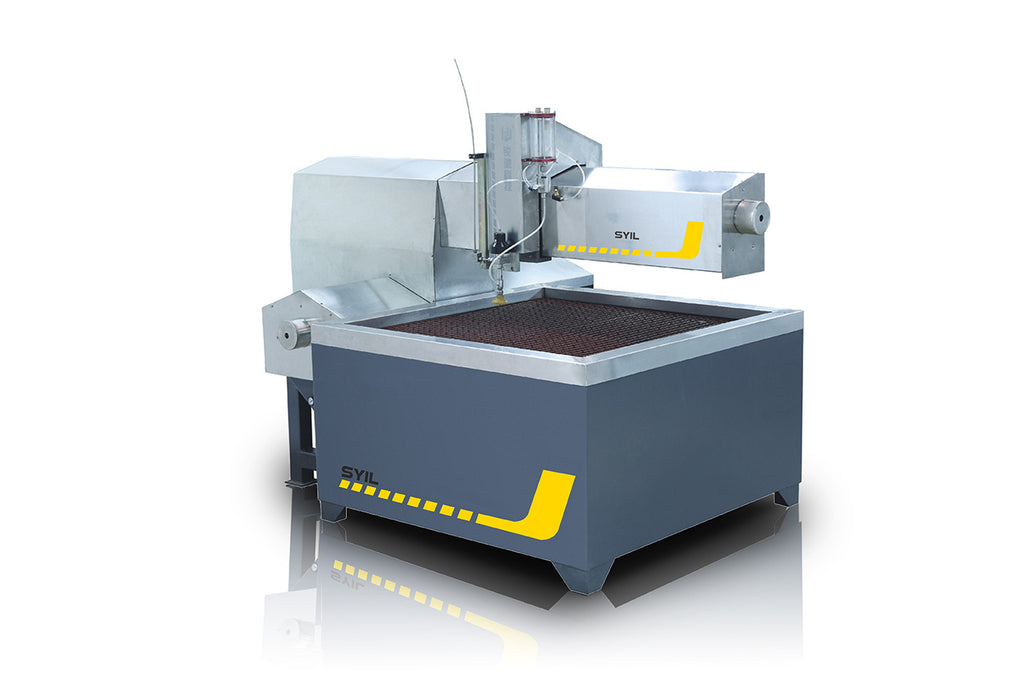 Arm type waterjet cutting machine RC3015