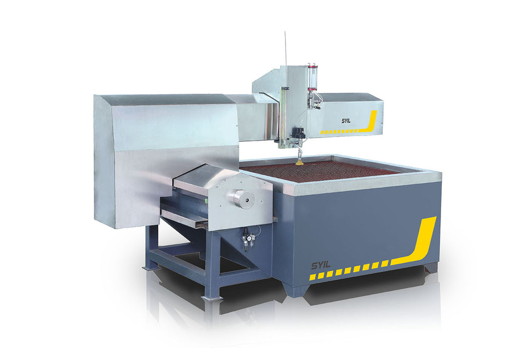 Arm type waterjet cutting machine RC2015