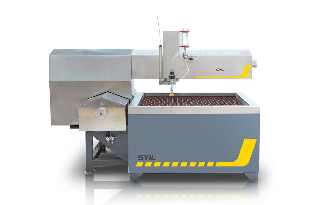 Arm type waterjet cutting machine RC2515