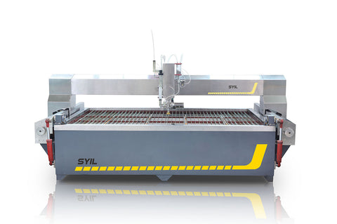 Bridge type waterjet cutting machine SLRC-RC2015