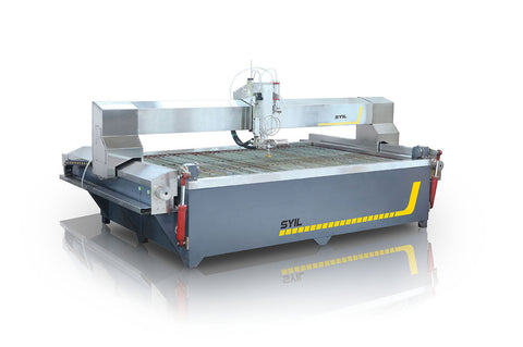 Bridge type waterjet cutting machine SLRC-RC3020