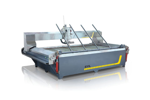 Bridge type waterjet cutting machine SLRC-RC4020