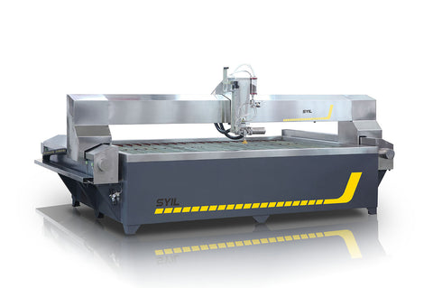 Bridge type waterjet cutting machine SLRC-RC3015
