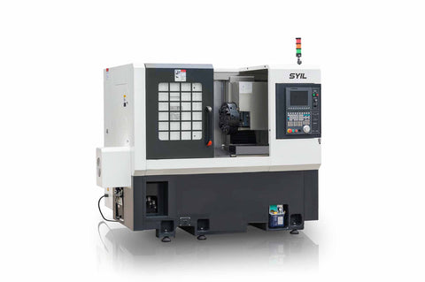 Small CNC machine SYPS-42V