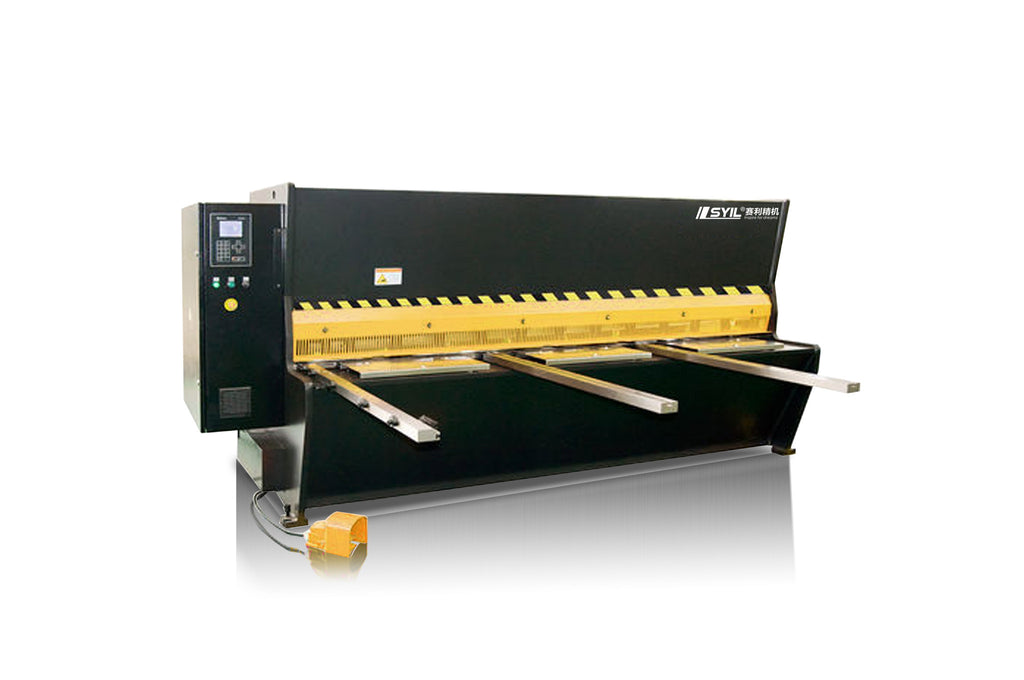 CNC Shears CNC Guillotine Shear【SLJFY-VR-6 Series】