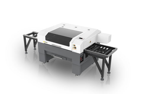 Movable work table laser cutting machine SLHS-Y9060(60W)