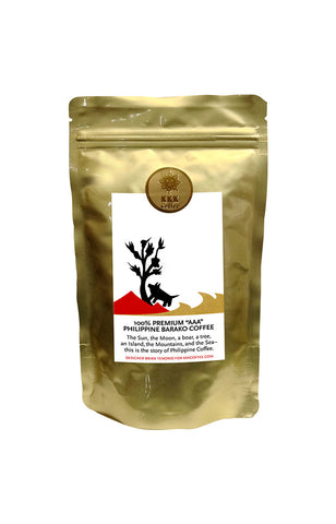 Kape Coffee Co.'s The Tree & The Boar Barako Coffee (100g Premium AAA Barako/Liberica Ground)