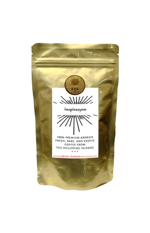 Kape Coffee Co.'s INSPIRASYON (100g premium 100% Arabica ground coffee)