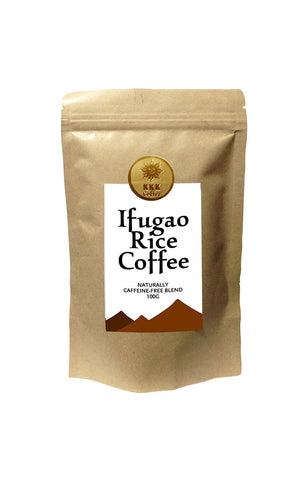 Kape Coffee Co.'s Premium Ifugao Rice Coffee (100g)